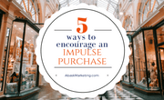 How to get an impulse buy from your website visitors LI