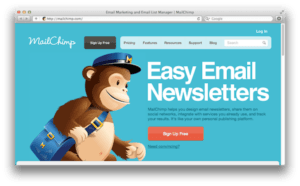 Mailchimp for email newsletters | Abask Marketing