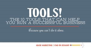 10 tools to boost your business