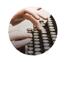 content marketing typewriter
