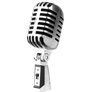 microphone for speeches