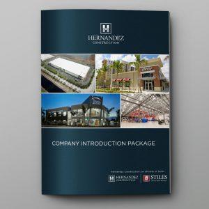 Hernandez Construction communication package