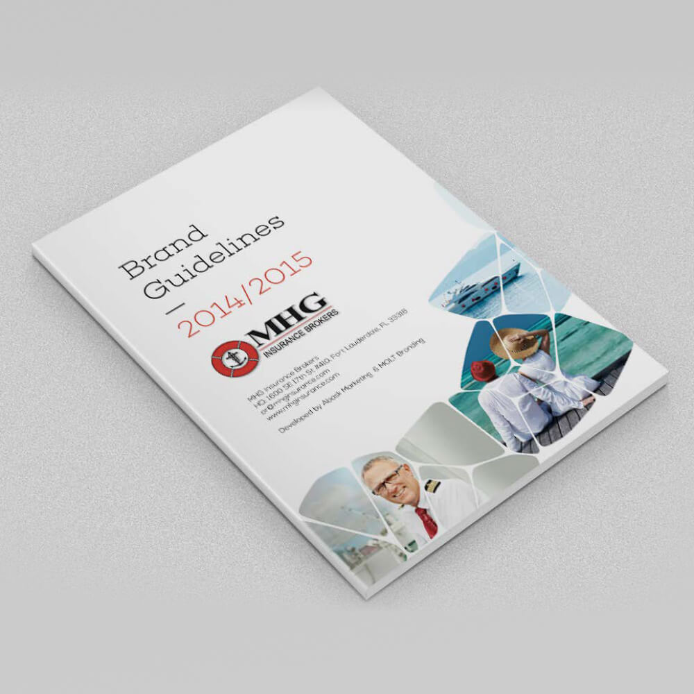 MHG Insurance Brokers Brand Standards Manual