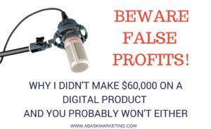 BEWARE FALSE PROFITS DIGITAL EVANGELISTS