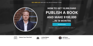 HOW TO GET 10,000 FANS PUBLISH A BOOK AND MAKE $100,000 ...IN 18 MONTHS