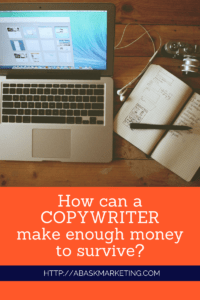 How many clients should a copywriter have?