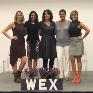 WEX Panel - The Art of Reinvention