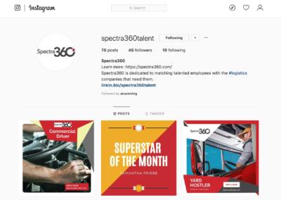Spectra360 Social Media