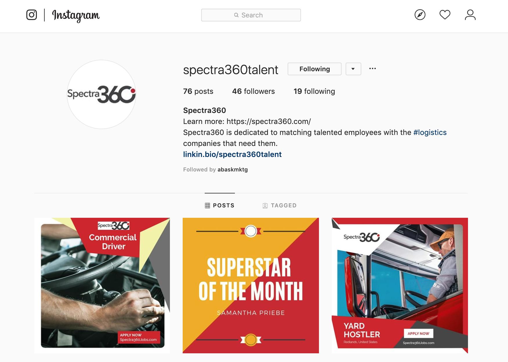 Instagram Spectra360