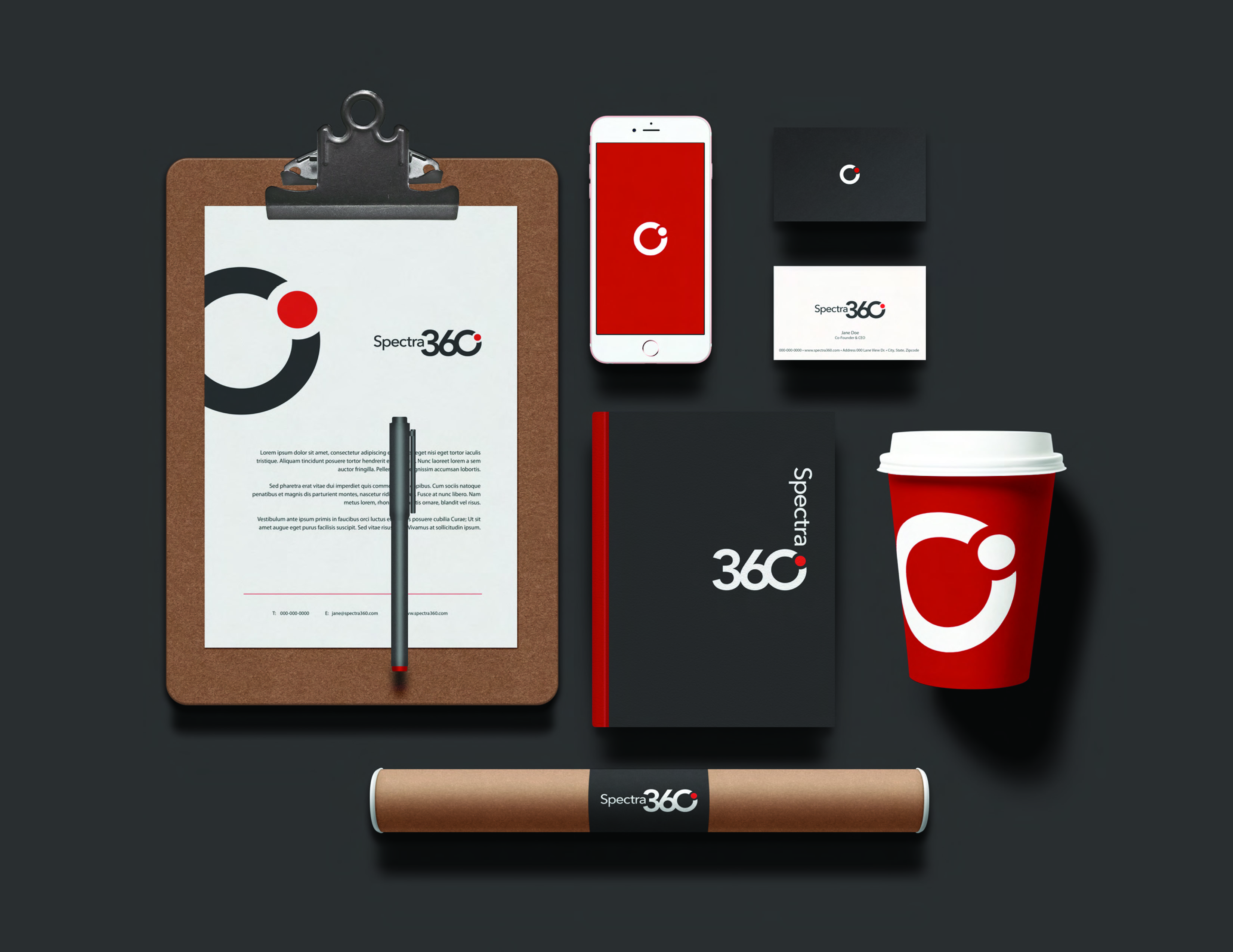 Spectra360 Branding