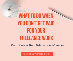 not-paid-for-freelance-work
