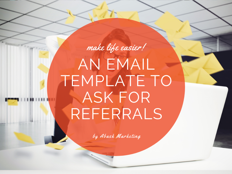 referral email template