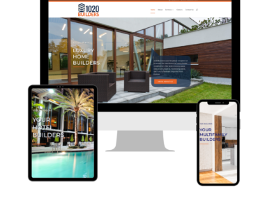 1020 Builders Website